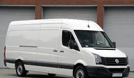 vw crafter opinie