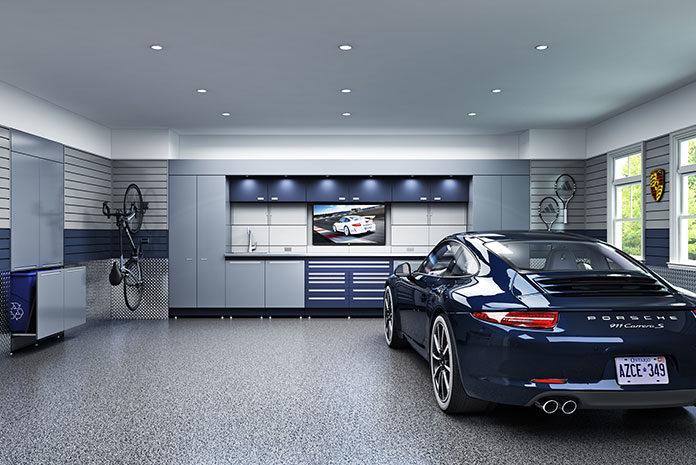 Porządkujemy garaż