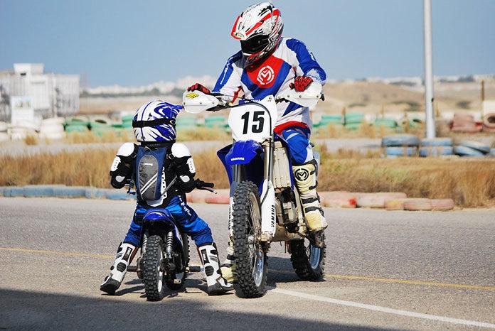Wybieramy kask motocyklowy dla dziecka