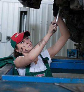 Usługi firmy Krymar - regeneracja części samochodowych