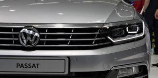 Volkswagen Passat - wymiana części samochodowych