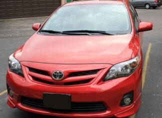 Samochody marki Toyoty